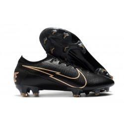 Nike Nouveaux Mercurial Vapor 13 Elite FG Noir Or