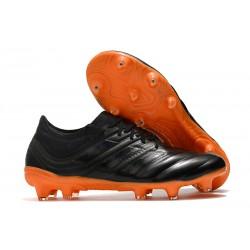 Nouvelles Crampons Football Adidas Copa 19.1 FG Noir