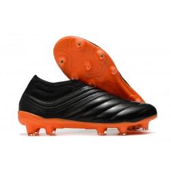 Crampons Football Neuf adidas Copa 20+ FG Noir Orange