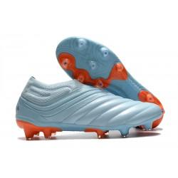 Crampons Football Neuf adidas Copa 20+ FG Ciel Bleu Royal Corail