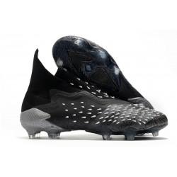 adidas Predator Freak + FG/AG Noir Gris Blanc