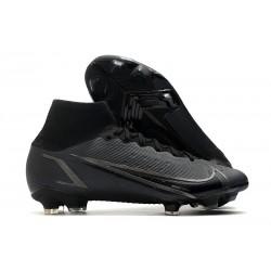 Nike Mercurial Superfly VIII Elite FG Noir