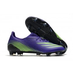 adidas X Ghosted.1 FG Violet Vert