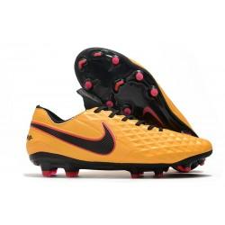 Nike Tiempo Legend 8 Elite FG ACC Orange Noir