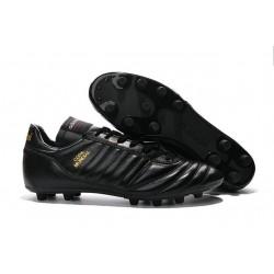 Nouveau Chaussures Football Copa Mundial Noir Or