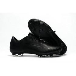 Nouveau Chaussures de Foot Nike Mercurial Vapor 11 FG Tout Noir