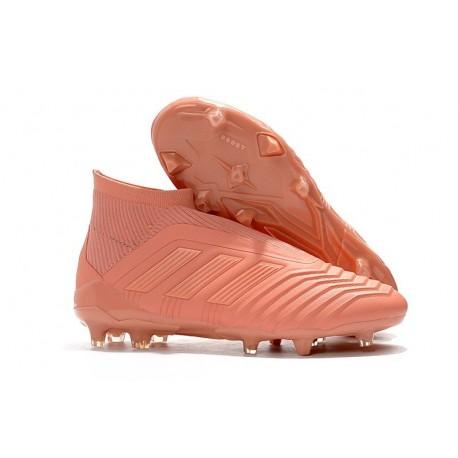 Chaussures de Football 2018 - adidas Paul Pogba Predator 18+ FG Rose