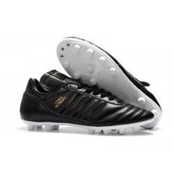Nouvelles Chaussures de Football adidas Copa Mundial FG - Blanc Noir