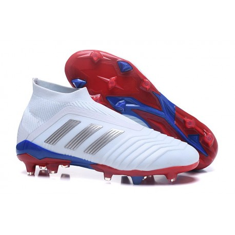 presenting various colors free delivery Chaussures de Football 2018 - adidas Predator Telstar 18+ FG ...