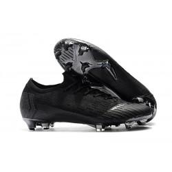 Crampons de Foot Nike Mercurial Vapor XII Elite FG Noir