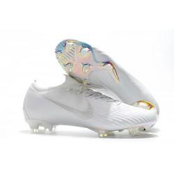 Nouveau Chaussures Nike Mercurial Vapor XII 360 ACC Elite FG Blanc