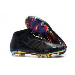 Chaussures de Football Adidas Nemeziz 18+ FG Hommes Noir