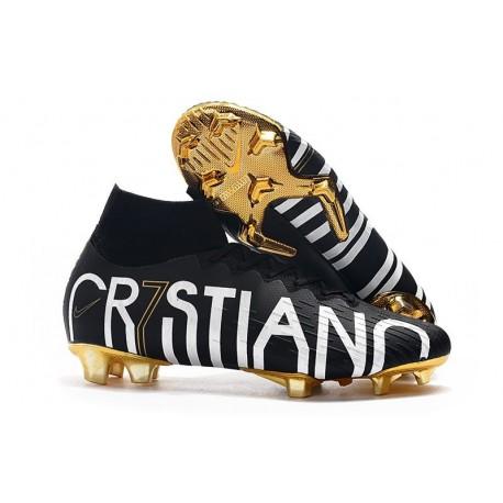 Crampons De Football Nike Mercurial Superfly VI 360 Elite FG Cristiano Ronaldo CR7